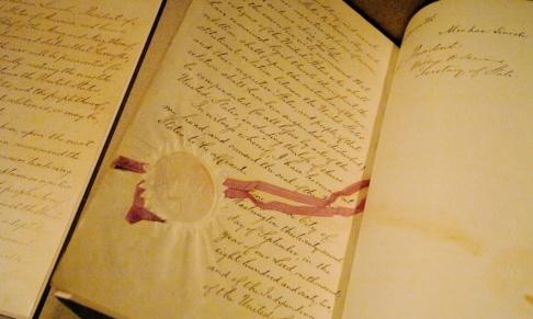 Steve Miller/AP Mitt under pågående inbördeskrig avskaffade dåvarande presidenten Abraham Lincoln slaveriet 1863. Tre år tidigare tros Clotilda ha sänkts. Arkivbild.