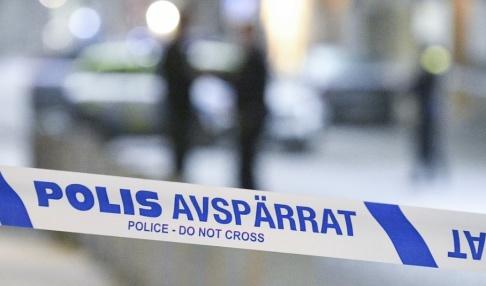 Johan Nilsson/TT Polisen utreder mordförsök. Arkivbild.