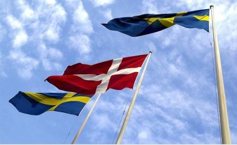 Janerik Henriksson/TT Många danskar i Sverige får inte rösta i det danska valet. Arkivbild.