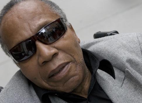 Jim Cooper/AP/TT Frank Lucas gjorde sig ökänd som New Yorks störste drogbaron under 1960- och 70-talet. Nu har han avlidit, 88 år gammal. Arkivbild.