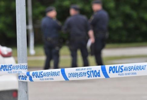 Johan Nilsson/TT En man har skjutits i Arlöv.