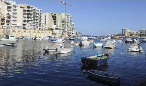 Terje Pedersen/NTB Scanpix/TT Vy från Maltas huvudstad Valetta. Arkivbild.