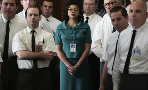 """Hopper Stone/Fox/AP/TT Taraji P Henson som Katherine Johnson i filmen """"Hidden Figures"""" från 2016."""