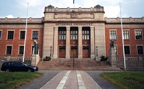 FREDRIK PERSSON Göteborgs universitet misstänker en forskare för fakturaförfalskning. Arkivbild.