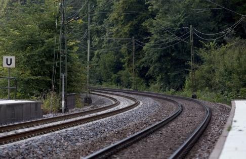 Adam Ihse/TT Ett elfel, ett signalfel och en olycka orsakar störningar i tågtrafiken. Arkivbild.