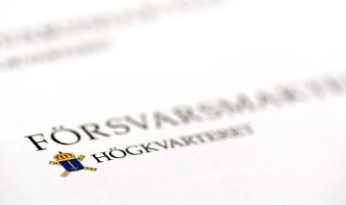 Janerik Henriksson/TT Din bil kan komma att hamna i försvarets händer om kriget kommer. Arkivbild.