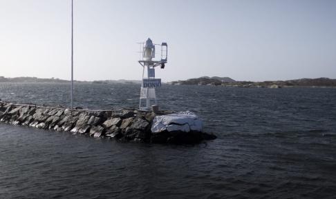 Björn Larsson Rosvall/TT Ett misstänkt föremål hittades i vattnet utanför Donsö i Göteborgs södra skärgård. Arkivbild.