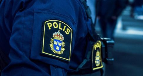 Hanna Franzén/TT Den tredje misstänkte siktades av en ledig polis, som tillkallade sina kollegor. Arkivbild.