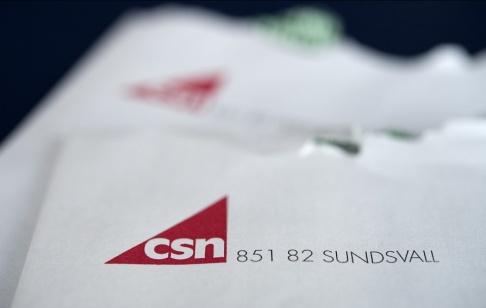 Jessica Gow/TT Mannen misstänks ha lurat till sig 9,3 miljoner kronor i studiemedel från CSN. Arkivbild.