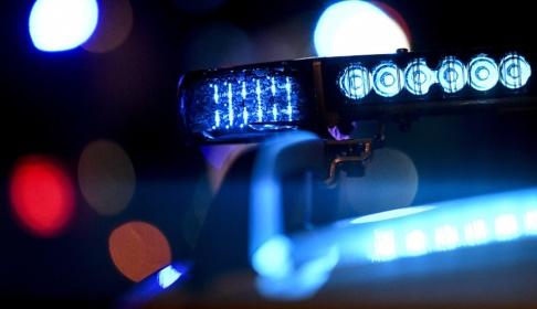 Johan Nilsson/TT Två personer anhölls under natten misstänkta för grovt narkotikabrott, vapenbrott och penningtvätt i Göteborg.