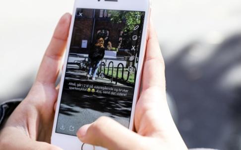 Wilma Nora D. Nygaard/NTB scanpix/TT HVB-hem får kritik för att ha beslagtagit ungdomars mobiler. Arkivbild.