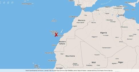 /TT En svensk man blev påkörd av en lastbil på Gran Canaria.