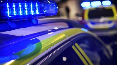 Johan Nilsson/TT En man har gripits misstänkt för mordförsök efter att ha skjutit bland folk i Gävle. Arkivbild.