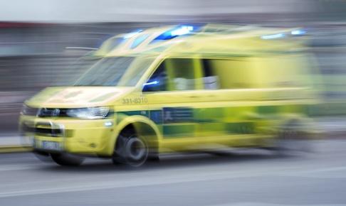 Stina Stjernkvist/TT Blixten slog ned vid ett kollo i Småland på lördagseftermiddagen. Arkivbild.