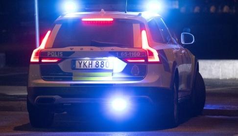 ohan Nilsson/TT Polisen fann två skadade män efter ett larm om skottlossning på Hisingen i Göteborg. Arkivbild.