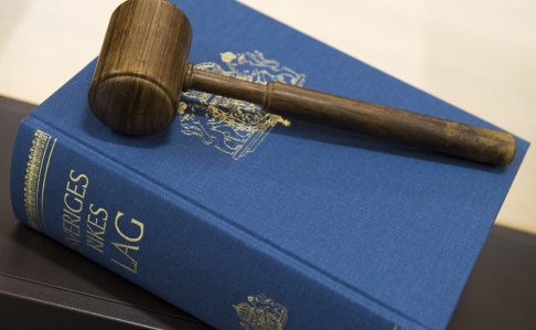 Henrik Montgomery/TT En 22-åring döms till 18 års fängelse. Arkivbild.