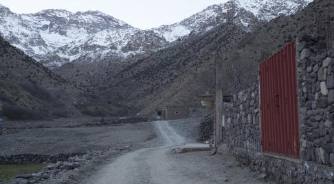 Terje Bendiksby/NTB Scanpix/TT Kvinnorna hittades mördade ett par kilometer från bergsbyn Imlil i Höga Atlas – ett populärt vandringsstråk för turister utanför Marrakesh. Arkivbild.