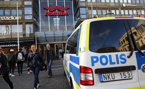 Thomas Johansson/TT En 19-årig som blev knivhuggen inne på köpcentrumet Nordstan i Göteborg har avlidit. Arkivbild.