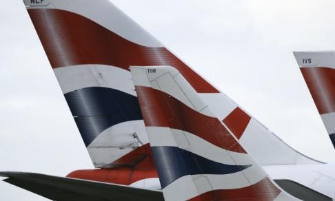 Frank Augstein/AP/TT Flygplan ur British Airways flotta. Arkivbild