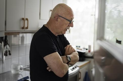Naina Helén Jåma/TT Herbert Gaugl har bott i Sverige sedan 1970-talet, men är född och uppvuxen i Österrike.