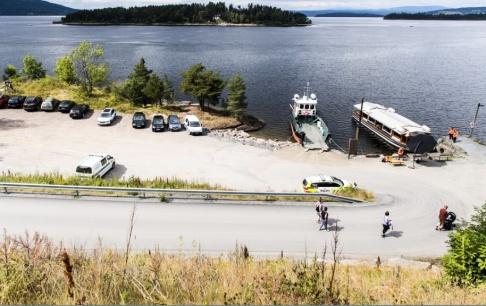 Jon Olav Nesvold/NTB Scanpix/TT Monumentet planeras ligga nära Utøyakajen.
