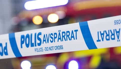 Johan Nilsson/TT Polisen utreder samband mellan bränderna. Arkivbild.