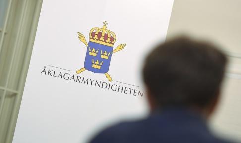Pontus Lundahl/TT Fyra personer misstänks för grov misshandel efter ett gängbråk i Luleå. Arkivbild.