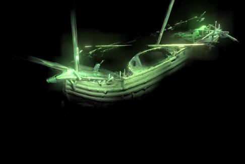 Deep Sea Productions och MMT Ett vrak från 1500-talet har hittats av en internationell forskargrupp norr om Gotland. Skeppet är i exceptionellt bra skick och kan vara det bäst bevarade skeppet från den tiden.