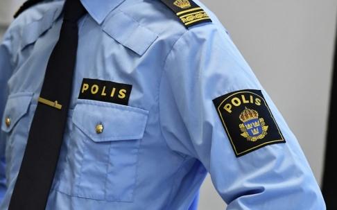 Janerik Henriksson/TT Polisen rubricerar händelsen som mordförsök. Arkivbild.