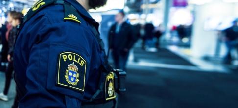 Hanna Franz n/TT Misstänkt grov misshandel i Helsingborg. Arkivbild.