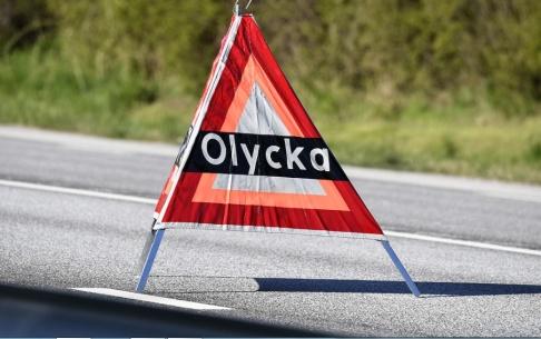 Johan Nilsson/TT Räddningspersonal attackerades på en olycksplats i Filipstad. Arkivbild.