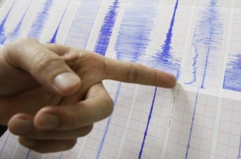 Wally Santana/AP/TT Ett jordskalv uppmättes sent på onsdagskvällen strax söder om Sundsvall. Arkivbild.