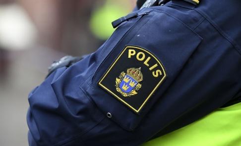Johan Nilsson/TT En person är gripen misstänkt för bland annat försök till mord. Arkivbild.