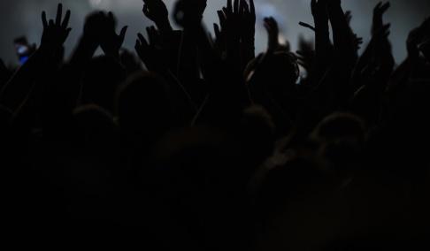 Izabelle Nordfjell/TT 24 personer har sökt vård efter housefestivalen Big Slap i Malmö. Arkivbild.