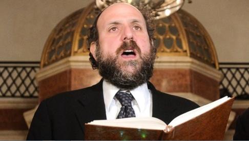 Alik Keplicz/AP/TT Polens högste rabbin Michael Schudrich. Arkivbild.
