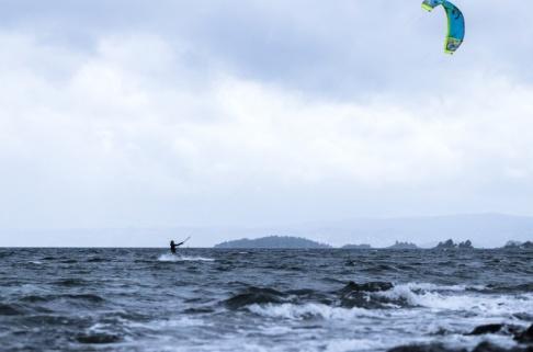 Berit Roald/NTB Scanpix/TT SMHI vädervarnar. Arkivbild.