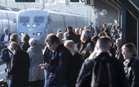 Johan Nilsson/TT Lund är en av de platser där spårspringningar är ett stort problem. Arkivbild.