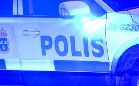 Fredrik Sandberg/TT Mannen hittades i centrala Borås. Arkivbild.