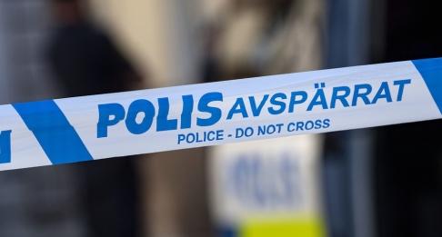 Johan Nilsson/TT Explosion vid villa i Helsingborg. Arkivbild.