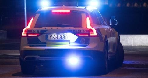 Johan Nilsson/TT Polisen larmades till akuten dit mannen fördes av sina anhöriga. Arkivbild.