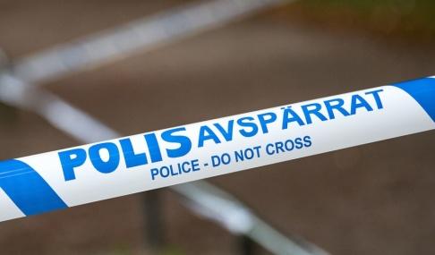 Johan Nilsson/TT Polisen utreder en dödsolycka på en ö på västkusten. Arkivbild.
