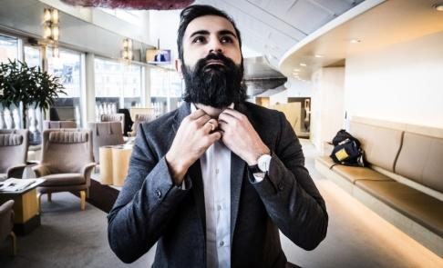 Magnus Hjalmarson Neideman/SvD/TT Hanif Bali, riksdagsledamot för Moderaterna, fotograferad i riksdagen förra året.