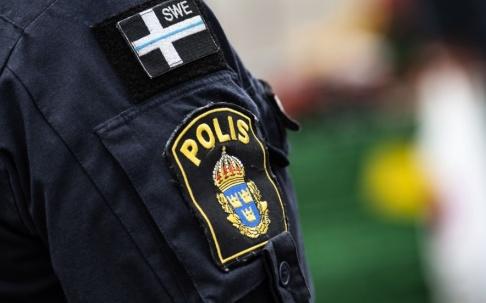 Johan Nilsson/TT En man fick föras till sjukhus efter att ha blivit knivskuren. Arkivbild.