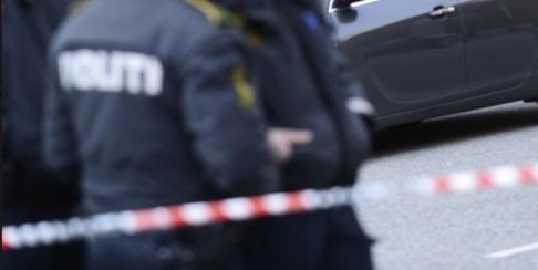 Torkil Adsersen/NTB Scanpix/TT Vansinneskörningen utlöste ett stort polispådrag. Arkivbild.