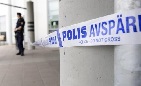 Mikael Fritzon/TT Allt fler barn under 15 år misstänks för våldsbrott. Arkivbild.