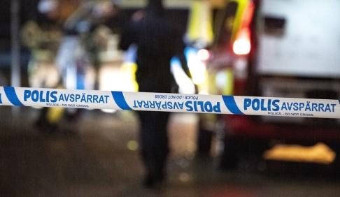 Johan Nilsson/TT Polisen är tystlåten. Genrebild.