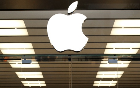 Tony Gutierrez/AP/TT Apple ursäktar sig för bristande integritet hos röstassistenten Siri. Arkivbild.