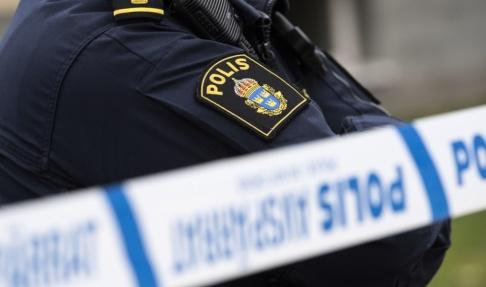 Johan Nilsson/TT En man i 20-årsåldern fick allvarliga skador. Arkivbild.