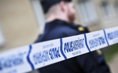 Johan Nilsson/TT En stor polisinsats har pågått i stadsdelen Majorna i Göteborg. Arkivbild.