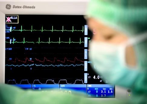 Tomas Oneborg/SvD/TT En ny studie kan lägga grunden för en ny behandling av hjärtsvikt. Arkivbild.